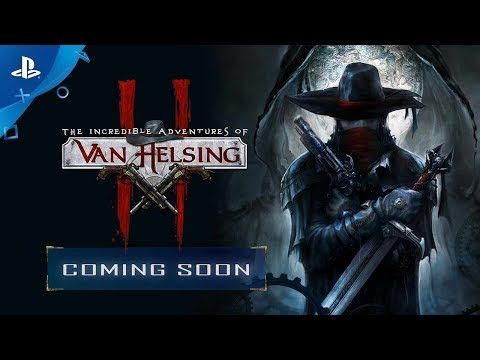 The Incredible Adventures of Van Helsing II Video Screenshot 2