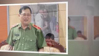 Tin từ BCA: Tước quân tịch đại úy Lê Thị Hiền