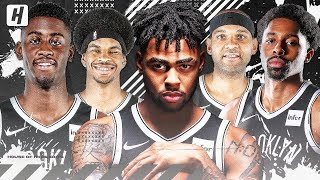 Brooklyn Nets VERY BEST Plays & Highlights from 2018-19 NBA Season!