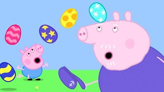 Peppa Pig Official Channel | Peppa Pig, Easter Bunny and the Easter Egg Hunt