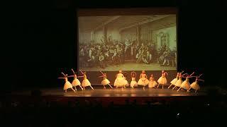 Studio 413 Spring Studio Show 2018 The Romantic Period - Chopiniana Ballet 2A