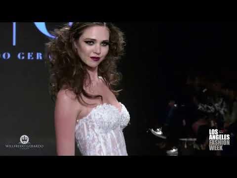 Willfredo Gerardo at Los Angeles Fashion Week powered by Art Hearts Fashion LAFW