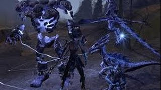 Eso sorc DPS pet build DB patch (with combat)