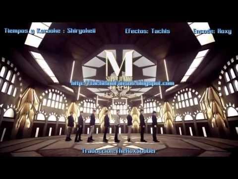 Super Junior M - Perfection (Korean Ver.) MV (Sub Español+Romanización+Karaoke)