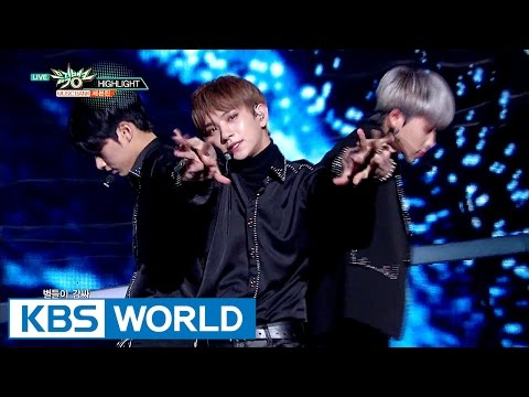 SEVENTEEN (세븐틴) - HIGHLIGHT [Music Bank / 2017.01.20]