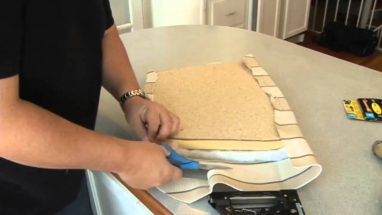 Kitchen Chair Seat Cushion Covers: Recovering A Seat Cushion On A Chair