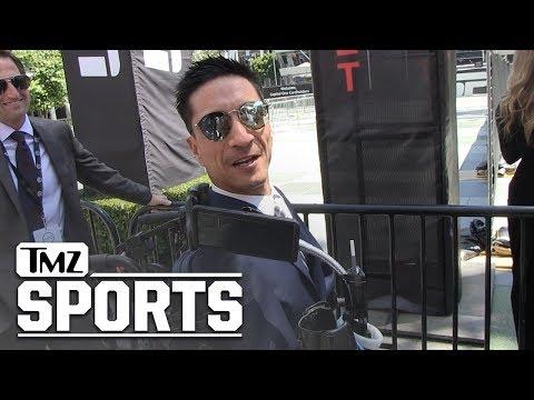 Tom Brady Inspires ESPY Winning Coach, 'Let's Work Together!' | TMZ Sports