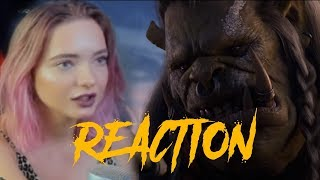 OLD SOLDIER CINEMATIC REACTION