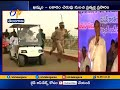 Mini Tank Bund inaugurated at Khammam by Harish Rao,
