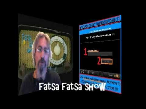 How to JOIN & CHAT on #FatsaFatsaTvShow By #Kim Nicolaou