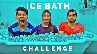 Ice Bath Challenge | Rimorav Vlogs