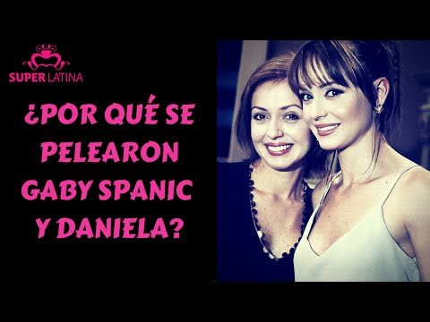 Baixar ¿Por qué se pelearon Gaby Spanic y Daniela? / The feud between Gaby Spanic and Daniela