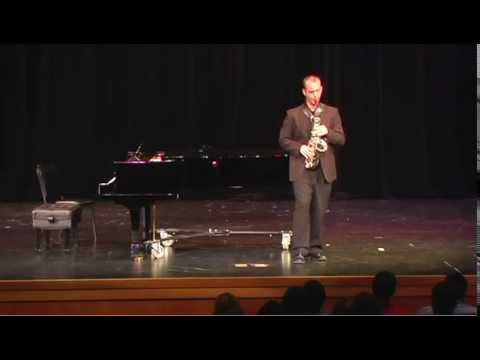 My Senior High School Recital-Bach Cello Suite 1. Prelude