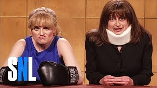 Celebrity Boxing Match w/ Tonya Harding - SNL