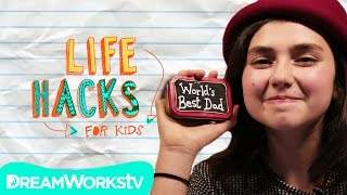 Just for Dad Gift Hacks I LIFE HACKS FOR KIDS