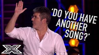 Second Song Sensations On X Factor UK! | X Factor Global