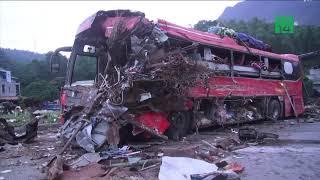 Xe chở sắt làm 3 người chết ở Hòa Bình không có dữ liệu tốc độ | VTC14