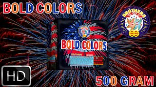 Brothers - Bold Colors 500G 1.4 Cake