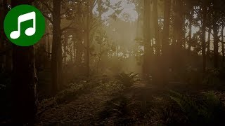 RED DEAD REDEMPTION 2 Ambient Music & Ambience 🎵 Forest Dusk (RDR2 Soundtrack | OST)