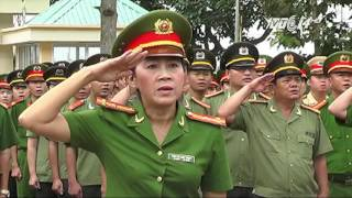 (VTC14)_Công an Đồng Nai bổ nhiệm một nữ Phó giám đốc
