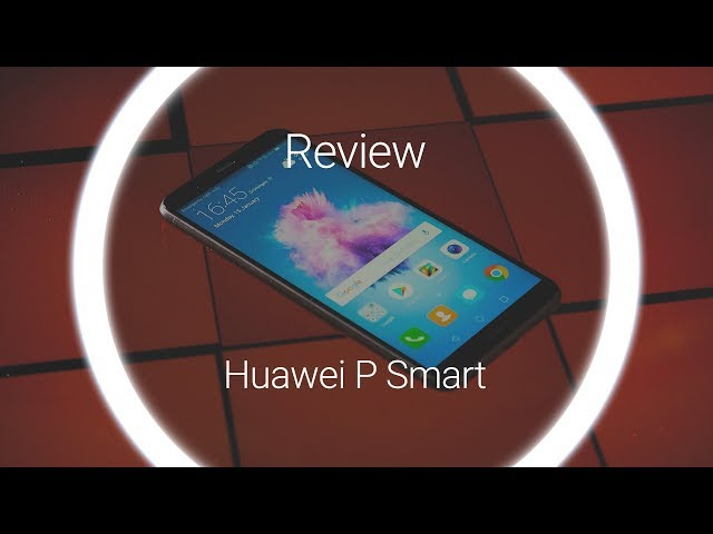 Belsimpel-productvideo voor de Huawei P Smart Blue