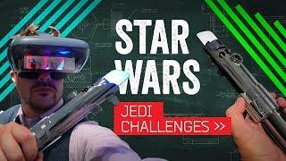 Star Wars Jedi Challenges: First Look