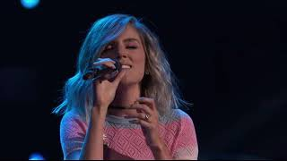 Stephanie Skipper   - Piece By Piece The Voice Blind Audition