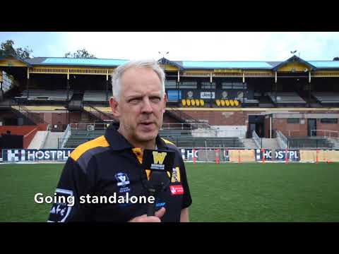 John Lamont: Practice Match Post Game (Richmond vs Werribee)