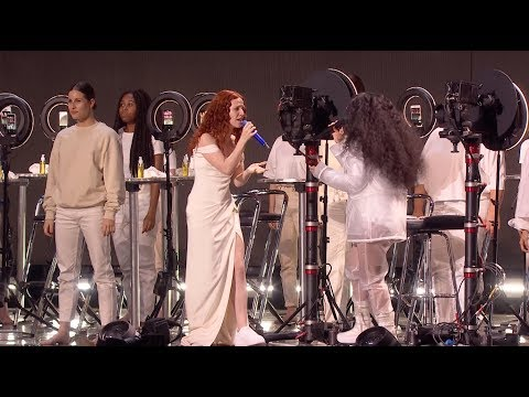Jess Glynne - Thursday (Live from the BRITs 2019) ft. H.E.R.