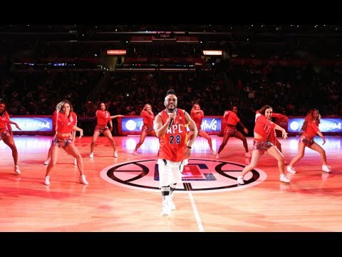 Clippers Filipino Heritage Night Apl.de.Ap & Jessica Reynoso Perform