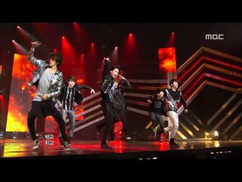EXO-K - MAMA, 엑소케이 - 마마, Music Core 20120519