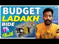 My Ladakh Ride Budget   Giveaway   Ride With Vj