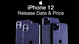 iPhone 12 Release Date and Price – iPhone 12 Pro Max 120Hz Display