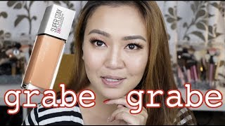 MAYBELLINE SUPERSTAY FOUNDATION?! | SUBUKANNE