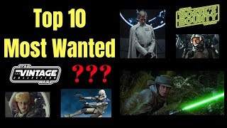 Top 10 Most Wanted Star Wars The Vintage Collection Figures in 2019   Bossk's Bounty