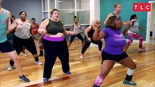 Can Whitney Keep Up At Jiya's Dance Class? | My Big Fat Fabulous Life