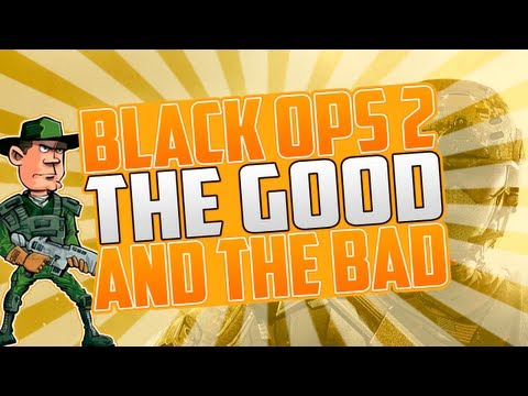 "What ""Black Ops 2"" Got Right And Wrong - The Best ""Call Of Duty"" Ever? - Smashpipe Games"