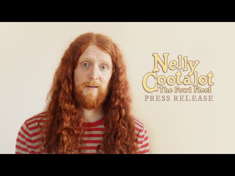 Nelly Cootalot: The Fowl Fleet - Press Release
