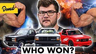 The Forgotten Muscle Truck War of '91