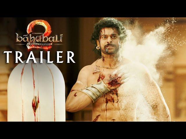 Baahubali 2 – The Conclusion Trailer | Prabhas, Rana Daggubati | SS Rajamouli
