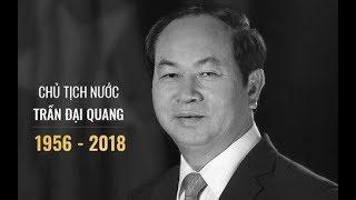 Thông cáo đặc biệt về lễ tang Chủ tịch nước Trần Đại Quang | VTV24