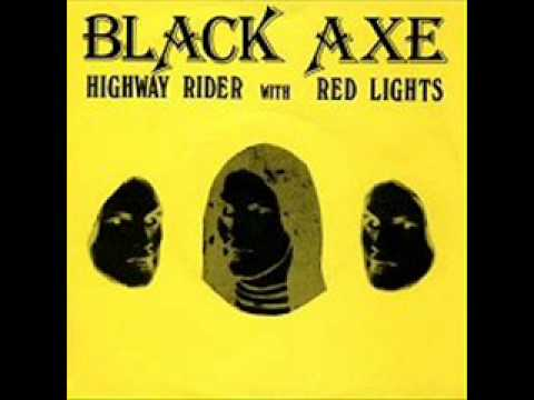 Black Axe - Red Lights