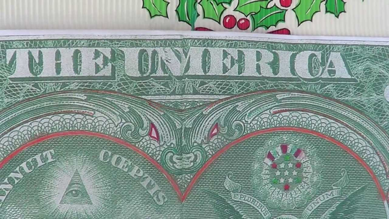 ALIEN Technology & Owl on Dollar Bill + ILLUMINATI VATICAN ...Dollar Bill Secrets Alien