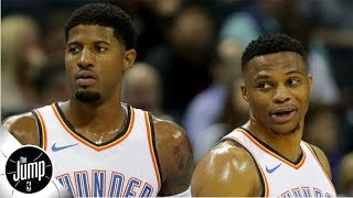 Russell Westbrook wanted out of OKC even before Paul George trade - Marc J. Spears | The Jump