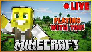 Survival Minecraft with LDShadowlady (FINISHED LIVESTREAM)