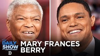 "Mary Frances Berry - ""History Teaches Us to Resist"" and the Power of Protest 