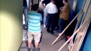 The Missing Door - Office Prank