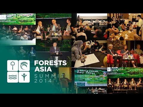 Forests Asia 2014: Highlights from the Summit