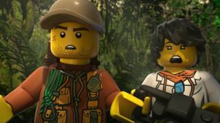Jungle Rumble Part 1 - LEGO City - Mini Movie