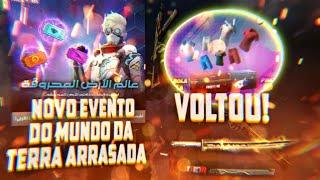 VOLTOU! CAMISAS DE TIME, NOVO EVENTO DA TERRA ARRASADA COM NOVA SKIN, NOVAS SKINS E MUITO MAIS!